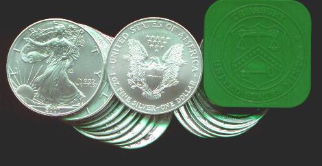 2015 American Silver Eagle 1 Oz Gem Brilliant Uncirculated Coin