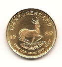 4th ounce krugerrand gold coin
