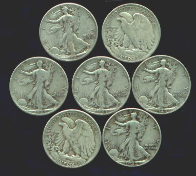 Silver Coins For Collectors