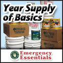 Years Supply of Food  Basics
